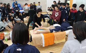 名古屋・京都医健専門学校スポーツ科学科 非常勤講師